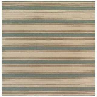 Liora Manné Riviera Stripe Indoor/Outdoor Rug
