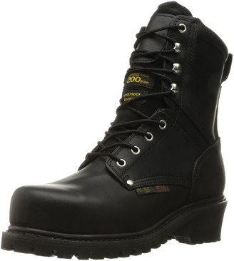 AdTec Ad Tec 9 Inch Super Logger Boots for Men
