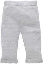 Elegant Baby Knit Pants (Baby) - Gray-6 Months