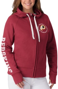 Redskins G-iii Sports Women's Washington Fanfare Hoodie