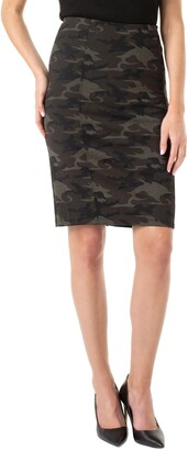 Liverpool Reese Pencil Skirt