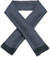 Z Zegna printed scarf