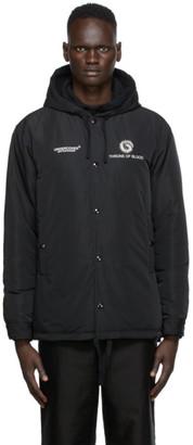 Undercover Black Hooded Jacket