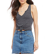 Free People Cool Cat Ribbed Tank