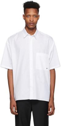 Études White Illusion Monogram Shirt