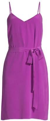 L'Agence Camil Silk Slip Dress