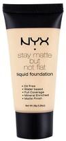 NYX Stay Matte Not Flat Foundation Cream 1.18Fl Oz