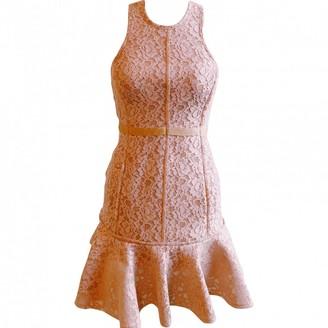 Lanvin Beige Lace Dress for Women