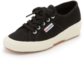 Superga Cotu Wedge Sneakers
