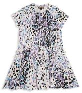 Roberto Cavalli Toddler's, Little Girl's & Girl's Polka Dot Print Dress