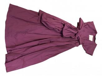 Sofie D'hoore Pink Cotton Dresses