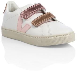 Veja Baby's, Little Girl's & Girl's Esplar Leather Sneakers