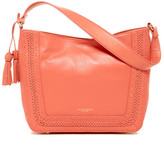 Tignanello Dreamweaver Leather Hobo Bag