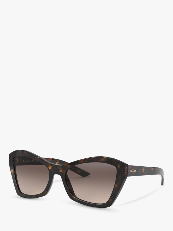Prada PR 07XS Women's Cat's Eye Sunglasses