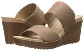 Crocs Leigh II 2-Strap Wedge