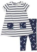 Tucker + Tate Infant Girl's Knit Dress & Leggings