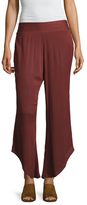 Free People Dancing Days Solid Flared Pant