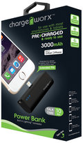 chargeworx 3000mAh Pre-Charged Power Bank