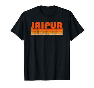 Jaipur Cool Old School Grunge Apparel Company Vintage Grunge Style India T-Shirt