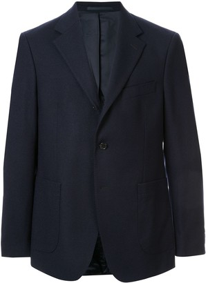 Gieves & Hawkes Fitted Formal Blazer