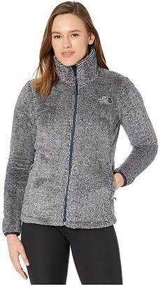 The North Face Seasonal Osito Jacket (Urban Navy/Dove Grey) Women's Coat