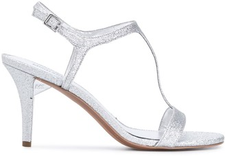 MICHAEL Michael Kors Arden glitter-effect sandals