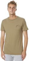 Rusty Stock Mens Tee Brown