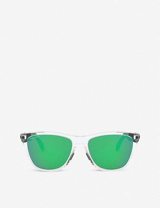 Oakley OO9428 Frogskins Mix square-frame sunglasses