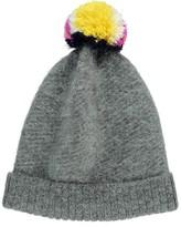 Simple Shiva Pompom Hat