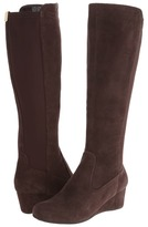 Rockport Total Motion 45MM Tall Boot – Wide Calf