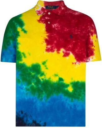 Polo Ralph Lauren Tie-Dye Polo Shirt