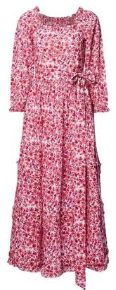 Pink City Prints - Marianne Rose Dress - M/12