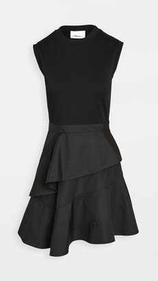 3.1 Phillip Lim Sleeveless Tshirt Dress