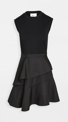 3.1 Phillip Lim Sleeveless Tshirt Dress
