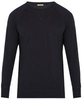 Bottega Veneta Crew-neck cotton-blend jersey top