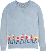 Cath Kidston Marching Band Cotton Sweatshirt