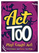 Asmodee Act Too Party Game