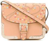 RED Valentino star buckle strap bag