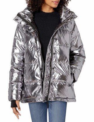 S13 Women's Emmy Midlength Down Puffer Coat