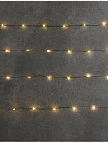 Marks and Spencer 80 Silver LED Wire Lights