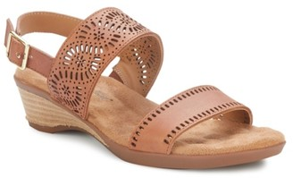 Walking Cradles Krissy Wedge Sandal