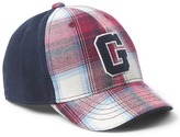 Gap babyGap + Pendleton plaid baseball hat