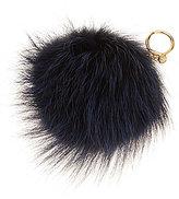 MICHAEL Michael Kors Fur Pom Pom Key Charm