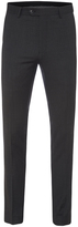 Oxford Marlowe Wool Suit Trousers Gry X