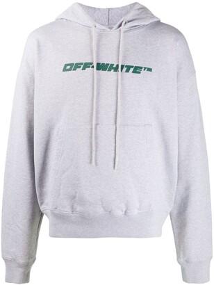 Off-White Trellis Worker hoodie