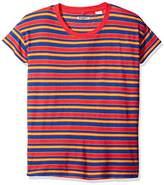 Levi's Men's Short Sleeve Stripe Tee