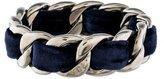 Chanel CC Velvet Link Bracelet