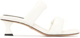 Proenza Schouler 65mm Square-Toe Sandals