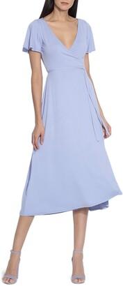 Susana Monaco Wrap Dress