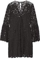 Rachel Zoe Megali Corded Lace Mini Dress